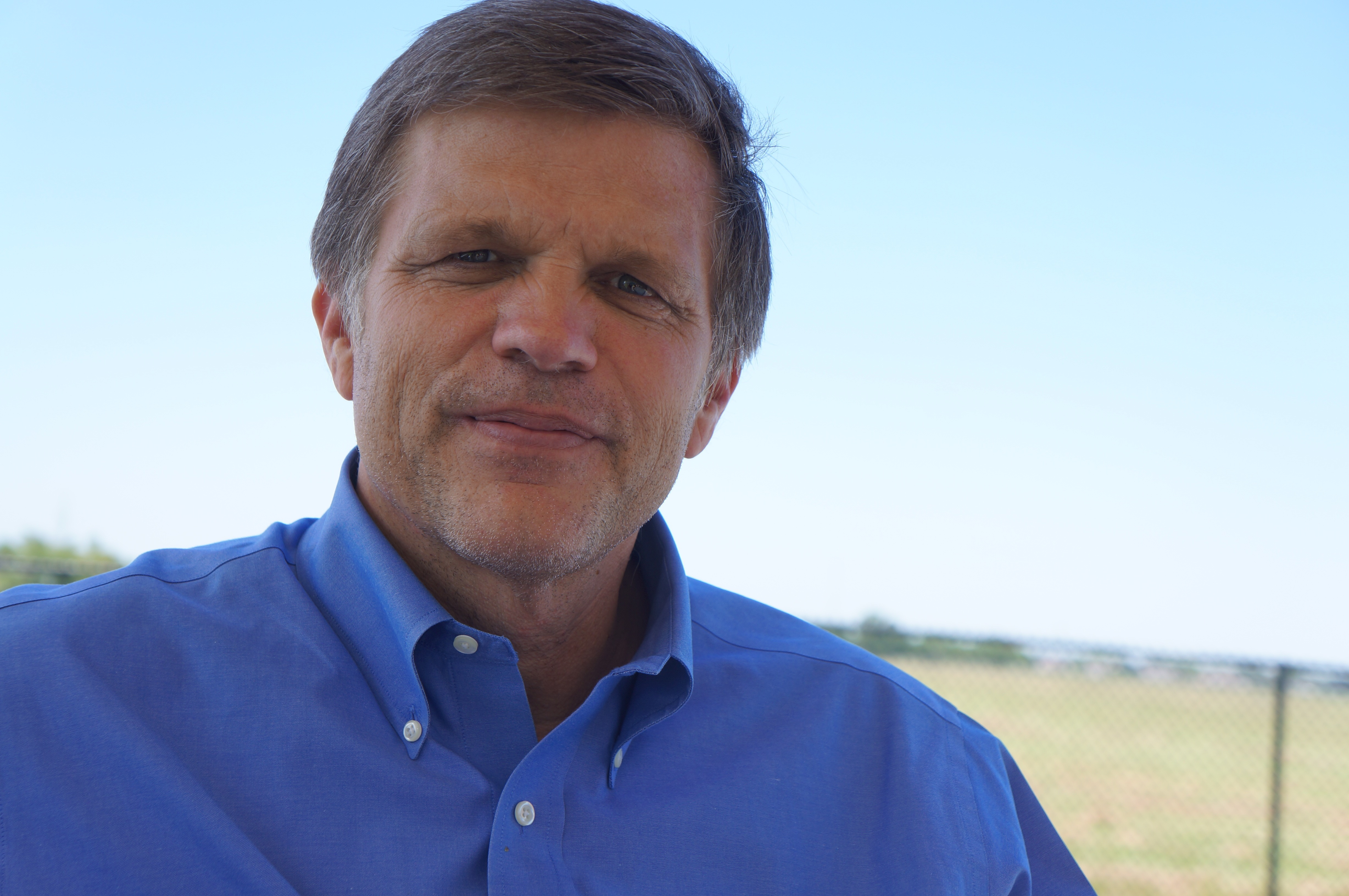 Historian and author Douglas Brinkley