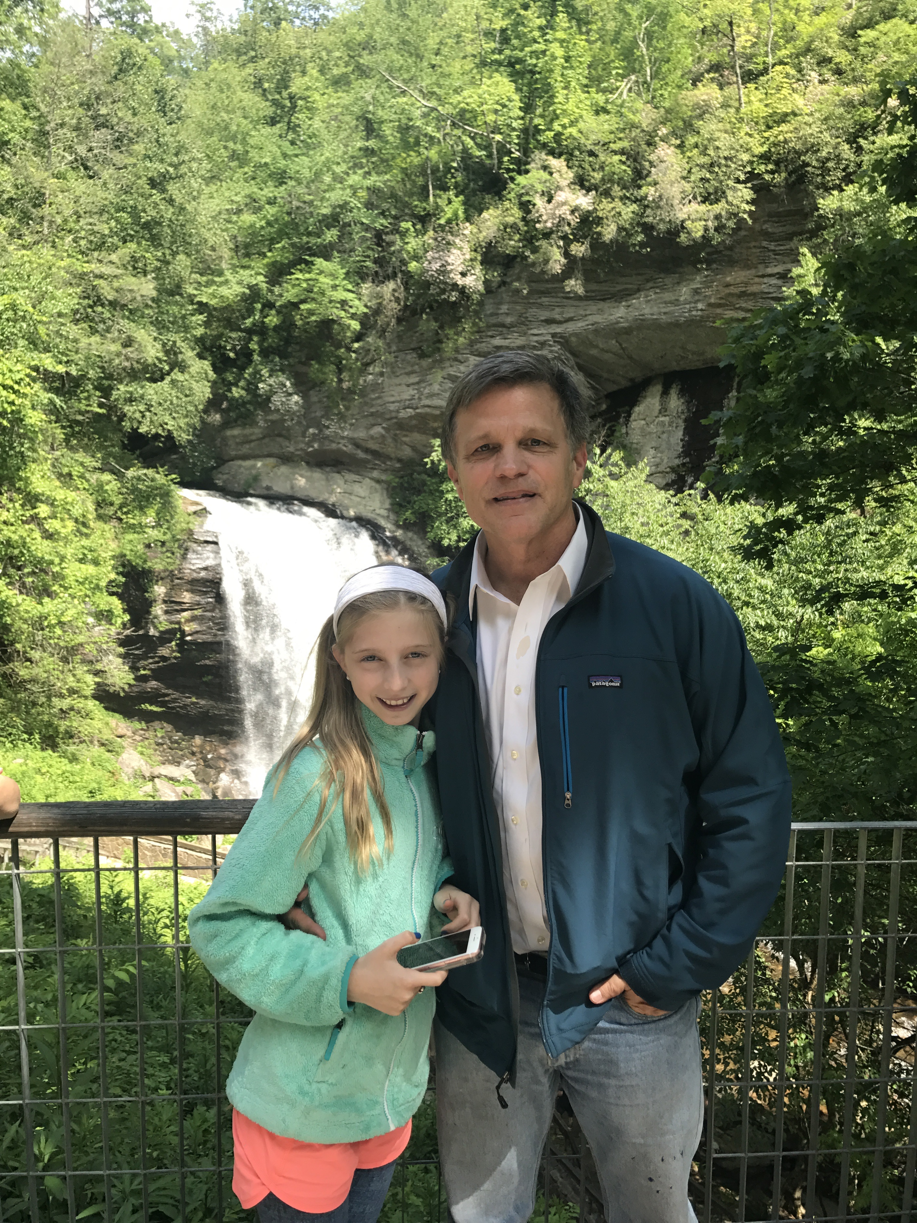 Douglas Brinkley and daughter Cassady2
