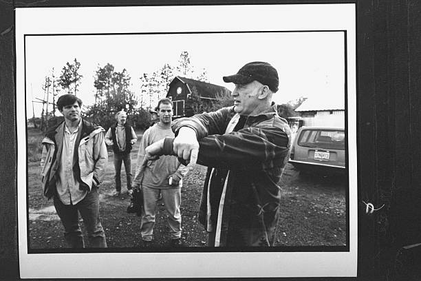 Doug Brinkley Ken Kesey Getty Images