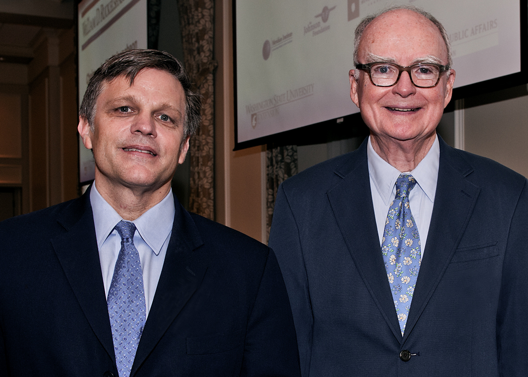 William Ruckelshaus Douglas Brinkley